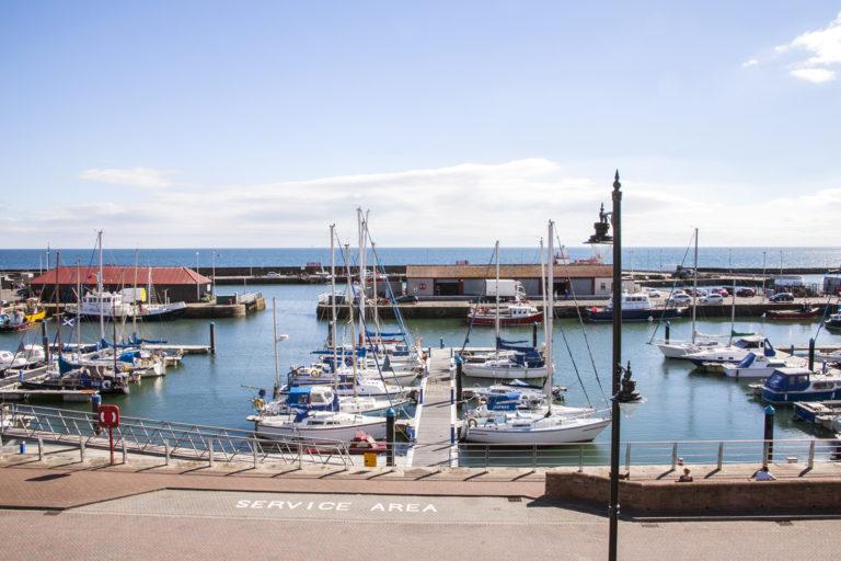Arbroath Marina